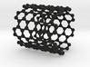 NanoTube Napkin Ring 3d printed
