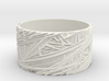 Fibres Ring Size 12 3d printed