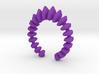 Stegosaurus Ring 3d printed
