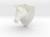 Unicorn Head Mount 3d printed