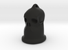Skull Bell Pendent 3d printed