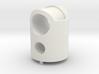 micromouse LED/sensor mount 3d printed