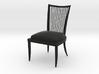 Chair2 3d printed
