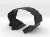 Wavy Bracelet or Napkin holder 3d printed