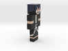 6cm | Crorax 3d printed
