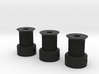 RepRap GT2 20t Pulleys 3d printed