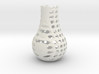 Small Sept Vase 3d printed