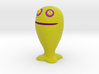 Yellow ChuChu 3d printed