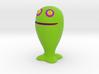 Green ChuChu 3d printed
