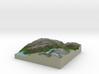Terrafab generated model Wed Jul 16 2014 17:46:46  3d printed
