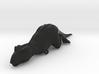 T. Rex (sedated) in N Scale 1:160  3d printed