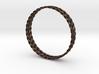 Gaucho Weave Turk's Head Bracelet 3d printed