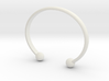 6.5mm Wide Bangle 3d printed