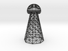 Tesla Tower Miniature 3d printed