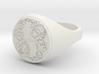 ring -- Mon, 22 Jul 2013 22:26:00 +0200 3d printed