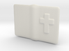 """Small open Bible for 6"""" to 12"""" figures 3d printed"""