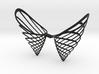 Party Mask 'Cortex Vortex' 3d printed