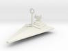 Star Destroyer 3d printed