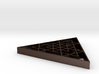 Triangular 1 3d printed