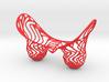 Party Mask 'Psychameleon' 3d printed