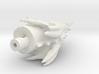 Dragon Bullet Pendant 3d printed