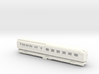 Z Scale Pullman Heavyweight Diner Car 3d printed