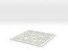 Wright Modern Coaster: Storer 3d printed