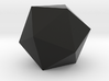 ICOSAHEDRON ELEMENT Dim Conv 3d printed