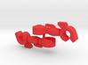 Slender Arms 3.3mm ball socket 3d printed