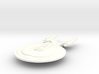 USS Fenlon 3d printed