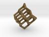 Diamond structure (tiny) 3d printed
