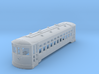 HO Scale 2 Truck Birney Shell 3d printed