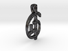 Zoran's Equation Pendant 3d printed