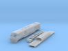 VIA / Amtrak LRC Loco (non powered end) N Scale 3d printed