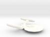 USS Droman 3d printed