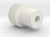 Knob-PushButton 3d printed