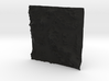 3''/7.5cm Baltoro Glacier and K2, WSF 3d printed