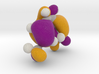 Dimethyl hexatriene,  HOMO-1 3d printed