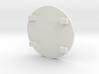 Spartan Shield Silver2 3d printed