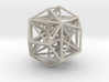MorphoHedron11 3d printed