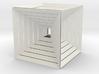 Hypercube150³ 3d printed
