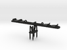 Children's Seesaw, HO Scale (1:87) 3d printed