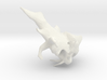 Fish-Dragon with Hat 3d printed
