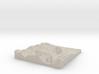 Terrafab generated model Fri Sep 27 2013 11:22:15  3d printed