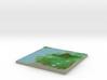 Terrafab generated model Fri Sep 27 2013 18:45:15  3d printed