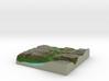 Terrafab generated model Sat Sep 28 2013 14:45:51  3d printed
