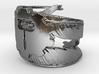 Titan's Twilight Ring Size 10.5 3d printed