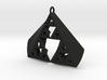 SuperFractal Pendant 3d printed