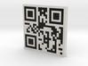 QRCode -- sdjfalksdf 3d printed