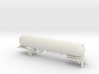 S-scale 1/64 Trailer 15, Twin Axle LPG 3d printed